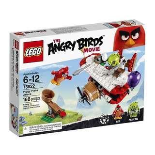 Lego angry birds 75822