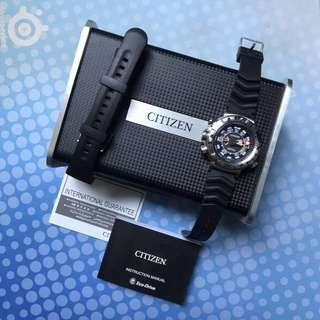 Citizen Promaster Diver's Eco-Drive