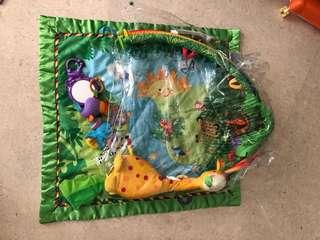Fisher price play mat for baby