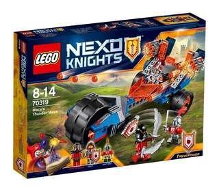 Lego 70319 nexo Knight