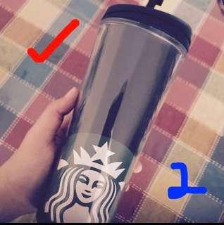 Starbucks Tumbler (Please Read Description)