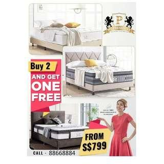 Hotel Mattress Factory Sales,BUY 2 get 1 free,Call 88668884