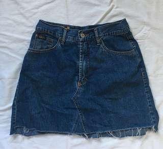JAG Denim Skirt (12-14)