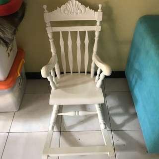 kursi goyang anak ikea kayu