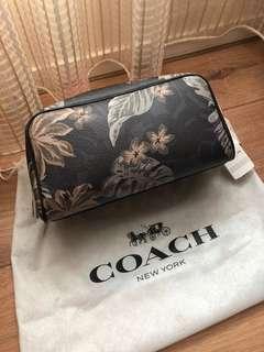 COACH 化妝包 盥洗包 萬用包