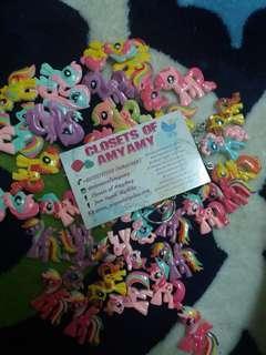 Small Pony keychain budget version #oct10
