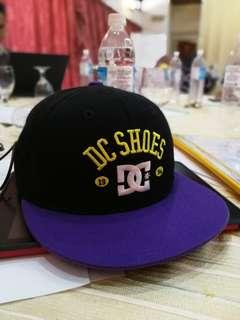 Repriced Snapback DC Shoes x Starter