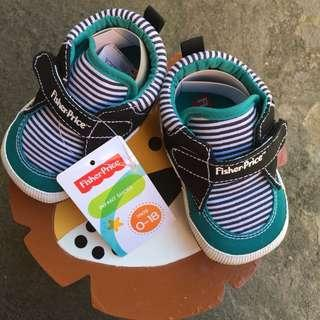 Fisher Price Soft Sole Shoe