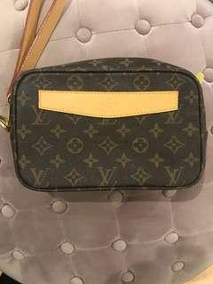 Louis Vuitton make up bag/clutch
