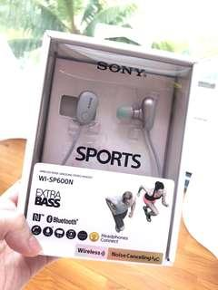 BN Sony WI-SP600N Sports Wireless Bluetooth Extra Bass Earphones