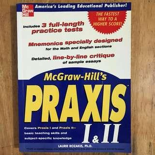 Reviewer - Praxis I & II