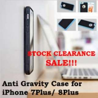 🚚 Anti Gravity Case for iPhone 7Plus / 8Plus [Stock clearance]