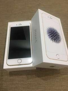 Iphone 6 Gold 32GB (Like New)