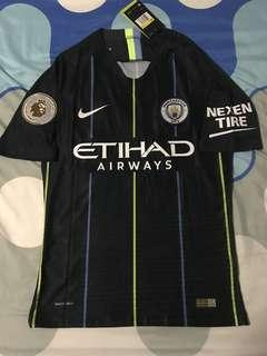 Customer's order!! Aeroswift Man City 18-19 black kit!!