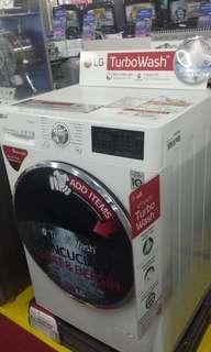 Mesin cuci LG bisa dikredit tanpa bunga proses cepat