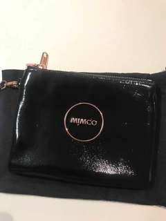 MIMCO POUCH DOUBLE ZIP