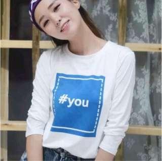 🆕#You Shirt