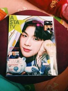 Kang Daniel Magazine