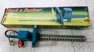 Black & Decker garden clipper
