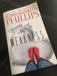 Heroes are my Weakness (Susan Elizabeth Phillips)