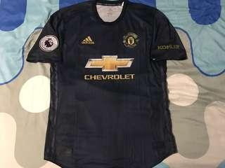 Customer's order!! Adizero Man United 18-19 blue kit!!