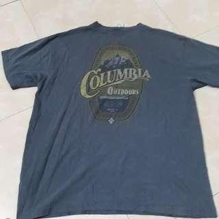 Vintage 90's COLUMBIA outdoor shirt