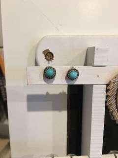 Pandora December earrings