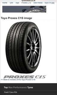 235/40/18 Tyre for sale ..