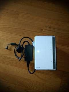 Synology DS214SE NAS Home Server + 3TB WD Harddisk