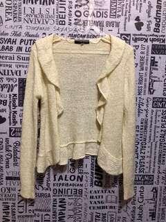 Outer /sweater rajut