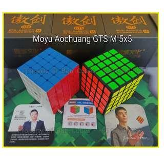- - Moyu Aochuang GTS M (Magnetic) 5x5 for sale ! Brand New SpeedCube ! (Aochuang GTSM)