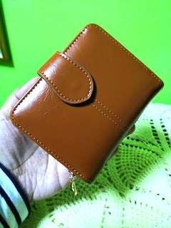 Pu Leather Purse ( New )