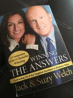 Winning, The Answers (Jack & Suzy Welch)