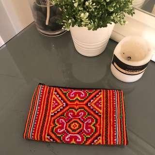 Cute and colourful purse