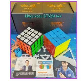> Moyu Aosu GTS2M (Magnetic) 4x4 for sale in Singapore (Aosu GTS 2M, Aosu GTS2 M)