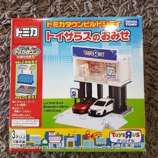 BNIB Takara Tomy Tomica Build City True Shop