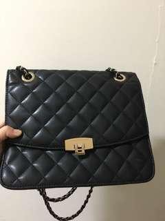 Charles&keith black bag