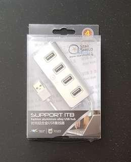 4 HUBS USB 2.0