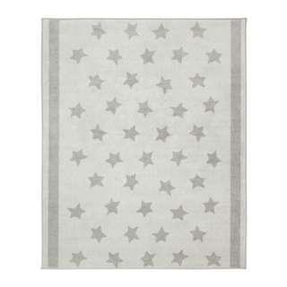 Ikea Kids Grey Star Carpet