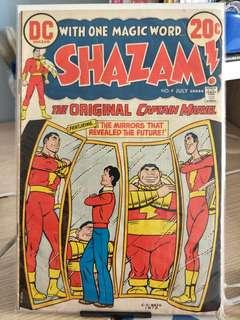 DC Comics Shazam #4