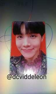 BTS Love Youself Answer J-Hope S Ver.
