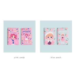 [Instock] Dolly Girl Passport Cover By Milkjoy