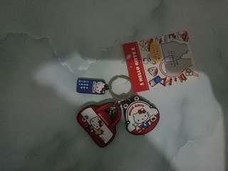 Keychain Hello Kity Sanrio