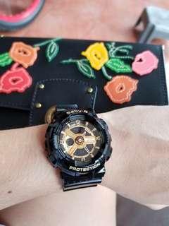 AUTHENTIC Casio Baby G watch