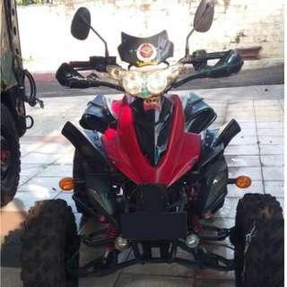 Sepeda Motor ATV Mesin 250 cc