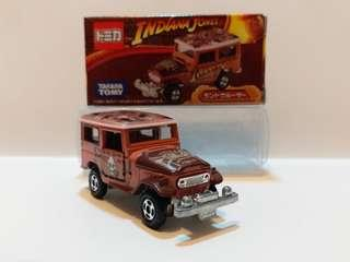 TOMY TOMICA 豐田 TOYOTA LAND CRUISER (2008年 中制)