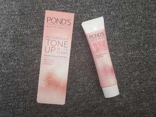 Ponds Instabright Tone Up Milk Cream