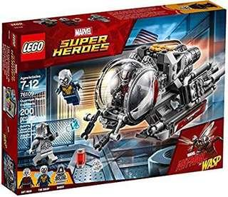 Leeogel Lego 76109 Marvel Super Heroes Antman Ant Man Wasp Quantum Realm Explorers - New In Sealed Box
