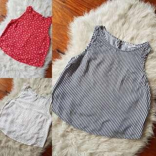 Cotton On Sleeveless Blouses