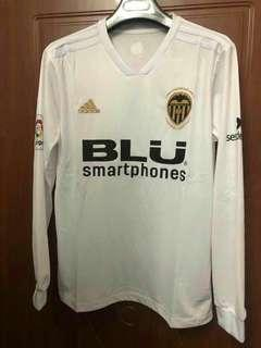 Valencia 18-19 Home Long Sleeve Kit